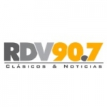 Logo da emissora Radio Del Valle RDV 90.7 FM