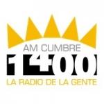 Logo da emissora Radio Cumbre 1400 AM