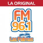 Logo da emissora Radio Las Palmas 96.1 FM