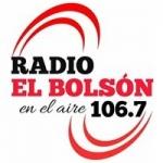 Logo da emissora Radio El Bolsón 106.7 FM