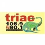 Logo da emissora Radio Triac 106.9 FM