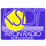 Logo da emissora Radio KSDT 95.7 FM