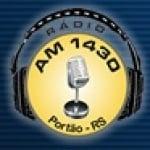 Logo da emissora Rádio AM 1430