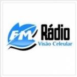 Logo da emissora Rádio Visão Celular