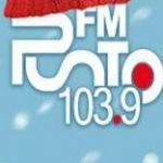 Logo da emissora Radio Punto 103.9 FM