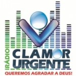 Logo da emissora Rádio Clamor Urgente