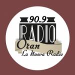Logo da emissora Radio Oran 90.9 FM