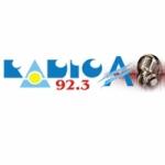 Logo da emissora Radio A 92.3 FM