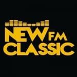 Logo da emissora Radio New Classic 99.1 FM