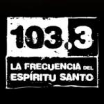 Logo da emissora Radio La Frecuencia del Espíritu Santo 103.3 FM