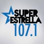 Logo da emissora Radio KSES 107.1 FM
