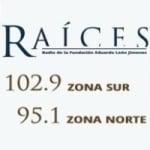 Logo da emissora Radio Raices 102.9 FM 95.1 FM