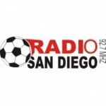 Logo da emissora Radio San Diego 92.7 FM
