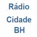 Logo da emissora Rádio Cidade BH