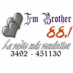 Logo da emissora Radio Brother 88.1 FM