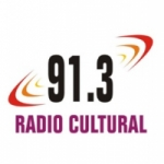 Logo da emissora Radio Cultural 91.3 FM
