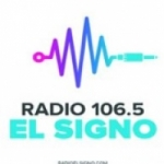 Logo da emissora Radio El Signo 106.5 FM