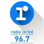 Logo da emissora Radio La Red 96.7 FM