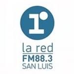 Logo da emissora Radio La Red 88.3 FM