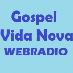 Logo da emissora Rádio Gospel Vida Nova