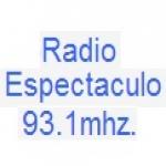 Logo da emissora Radio Espetaculo 93.1 FM