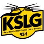 Logo da emissora Radio KSLG 93.1 FM
