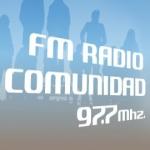 Logo da emissora Radio Comunidad 97.7 FM