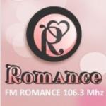 Logo da emissora Radio Romance 106.1 FM