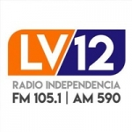 Logo da emissora Radio Independencia 590 AM
