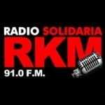 Logo da emissora Radio Solidaria RKM 90.9 FM
