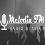 Logo da emissora Radio Melodia 98.3 FM