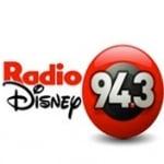 Logo da emissora Radio Disney 94.3 FM