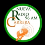 Logo da emissora Radio Carrera 960 AM