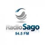Logo da emissora Radio Sago 94.5 FM