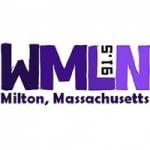 Logo da emissora Radio WMLN 91.5 FM