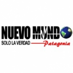 Logo da emissora Radio Nuevo Mundo Patagonia 104.7 FM