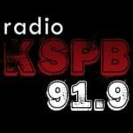 Logo da emissora KSPB 91.9 FM