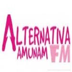 Logo da emissora Rádio Alternativa 98.5 FM