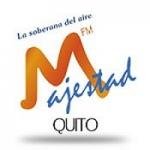 Logo da emissora Radio Majestad 89.7 FM