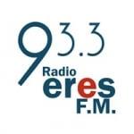 Logo da emissora Radio Eres 93.3 FM