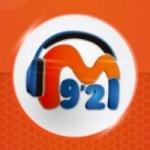 Logo da emissora Radio Maggica 92.1 FM
