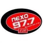 Logo da emissora Radio Nexo 97.7 FM