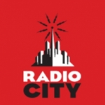Logo da emissora Radio City 89.3 FM