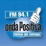 Logo da emissora Radio Onda Positiva 94.1 FM