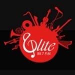 Logo da emissora Radio Elite 99.7 FM