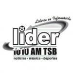 Logo da emissora Radio Líder Ambato 1010 AM