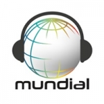 Logo da emissora Radio Mundial 910 AM