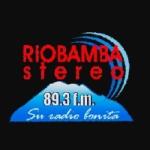 Logo da emissora Radio Riobamba Stereo 89.3 FM