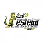 Logo da emissora Radio Estelar 99.3 FM