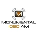 Logo da emissora Radio Monumental 1080 AM